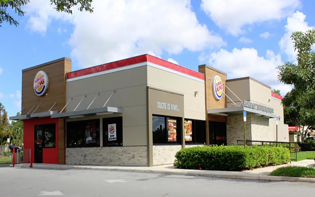 NNN Burger King – Royal Palm Beach, FL