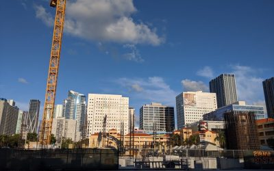 VERTICAL CONSTRUCTION UNDERWAY AT $110M SOLESTE GRAND CENTRAL IN OVERTOWN